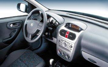 Interior » 2005 Opel Corsa
