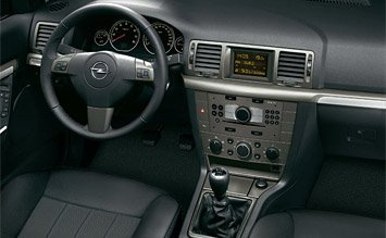 Interior » 2005 Opel Vectra