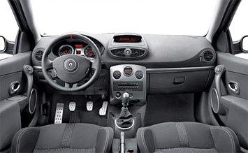 Interior » 2005 Renault Clio