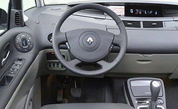 Interior » 2005 Renault Espace