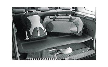 Багажное отделение » 2005 Рено Кангу