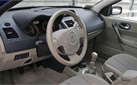 Interior » 2005 Renault Megane