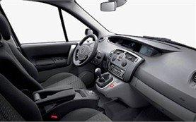 Interior » 2005 Renault Scenic