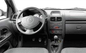 Interior » 2005 Renault Symbol