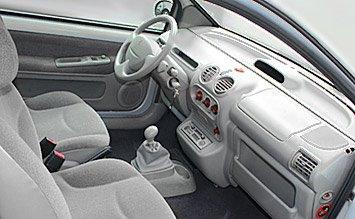 Interior » 2005 Renault Twingo