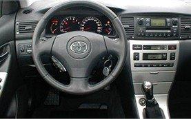 Оборудование »  2005 Тойота Королла