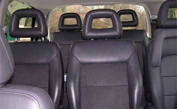 Interior Volkswagen Sharan Svilengrad Pic on Used Cars Milan