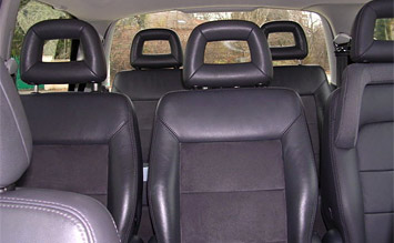 Interior » 2005 Volkswagen Sharan