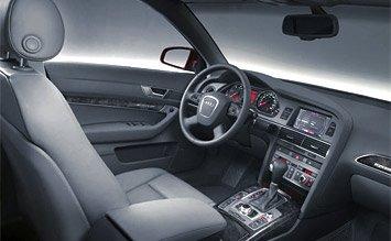 Interior » 2006 Audi A6