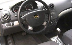Interior » 2006 Chevrolet Aveo