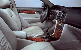 Interior » 2006 Chevrolet Evanda