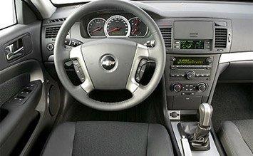 Interior » 2006 Chevrolet Lacetti