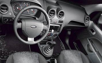Interior » 2006 Ford Fiesta