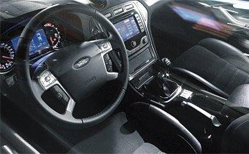 Салон » 2006 Форд Мондео 2.0