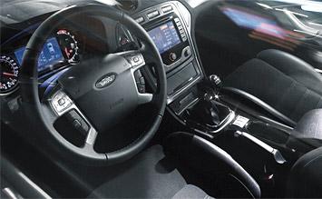 Interior » 2006 Ford Mondeo - photos