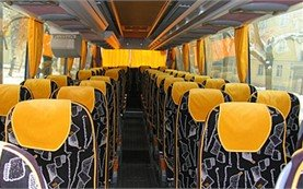 Interior » 2006 Mercedes Travego Touring