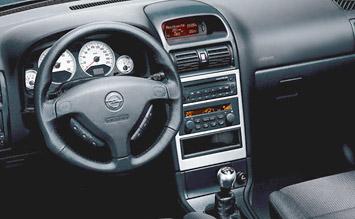 Interior 187 2006 Opel Astra Classic Photos