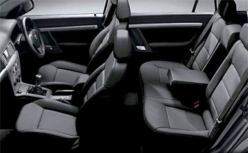 Interior » 2006 Opel Vectra C