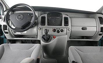 Interior » 2006 Opel Vivaro 7+1