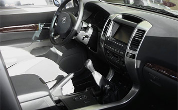 Interior » 2006 Toyota Land Cruiser