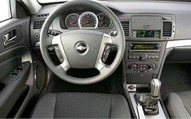 Interior » 2008 Chevrolet Lacetti SW