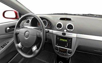 Interior » 2007 Chevrolet Lacetti SW