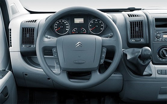 Interior » 2010 Citroen Jumper Cargo