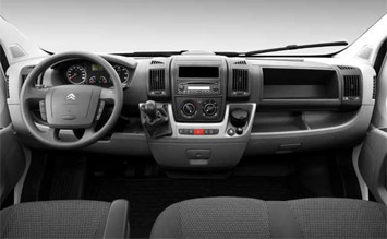 Interior » 2007 Citroen Jumper Cargo