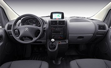 Interior » 2015  Citroen Jumpy 8+1