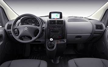 Interior » 2007 Citroen Jumpy 8+1