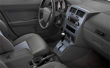 Interior 2007 Dodge Caliber Photos