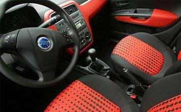 Interior » 2007 Fiat Grande Punto