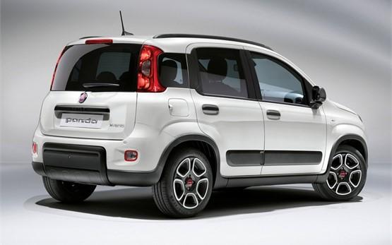 Interior » 2007 Fiat Panda
