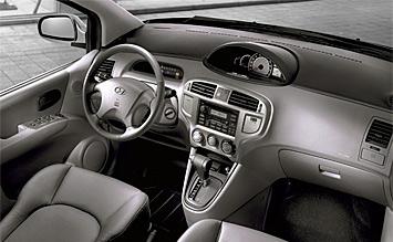 Interior » 2007 Hyundai H1 8+1 - photos