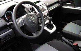 Interior » 2007 Mazda 5 Minivan