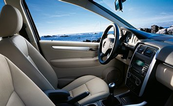 Interior » 2007 Mercedes B-class