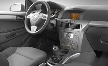 Interior » 2007 Opel Astra Hatchback