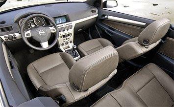 Interior » 2007 Opel Astra TwinTop Cabriolet