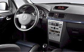 Interior » 2007 Opel Meriva
