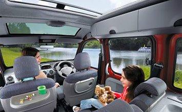 Interior » 2007 Renault Kangoo