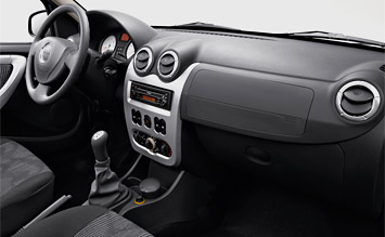 Interior » 2007 Renault Logan