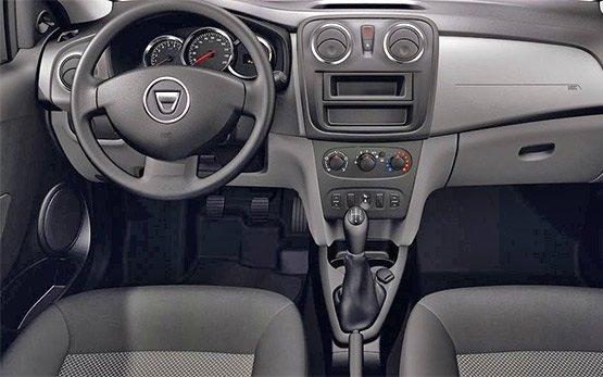 Interior » 2016 Dacia Logan 1.5 dci MCV