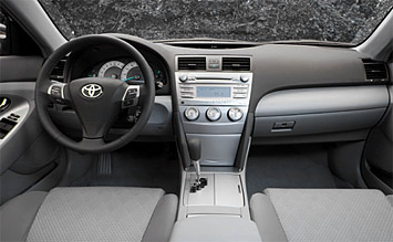 Interior » 2007 Toyota Camry Automatic