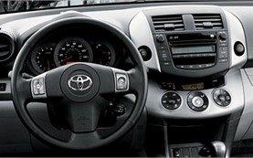 Интериор » 2008 Тойота РАВ-4 4WD