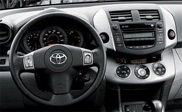 Interior » 2008 Toyota RAV4 4WD