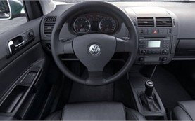Interior » 2007 Volkswagen Polo