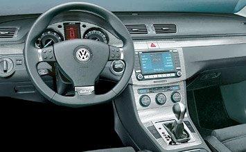 Interior » 2007 VW Passat SW Auto