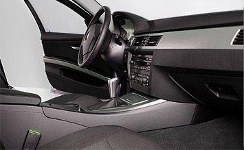 Интериор » 2015 БМВ 318 D