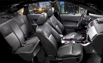 Interior » 2008 Ford Mondeo