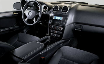 Interior » 2008 Mercedes ML